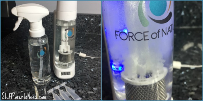 force of nature cleaner