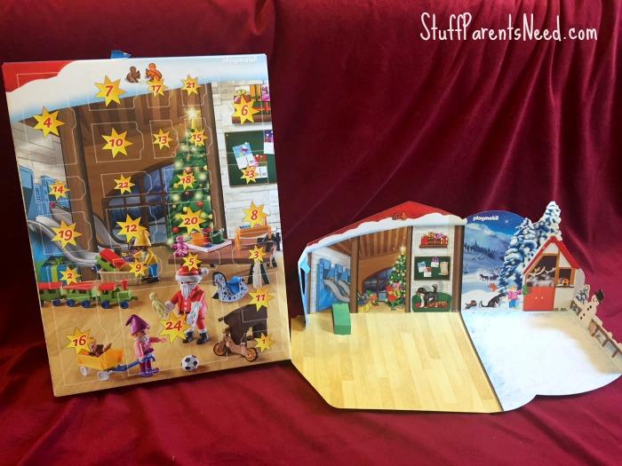 playmobil advent calendar 4