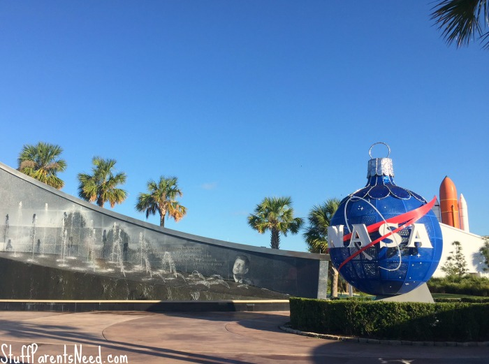 kennedy space center with kids 1