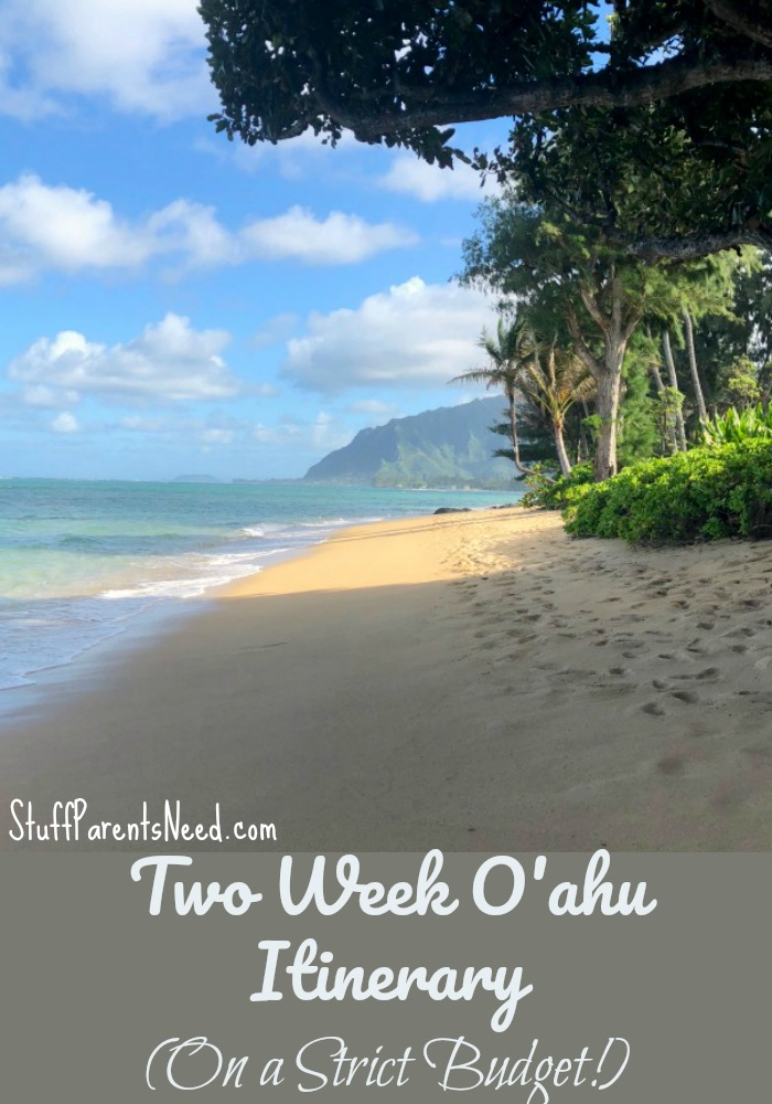 cheap ideas for oahu