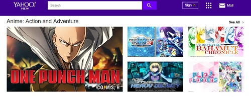 Did You Know That Can Watch Anime On Yahoo Yes Its Really True And Provides A Ton Of To Online Stream Your Favourite
