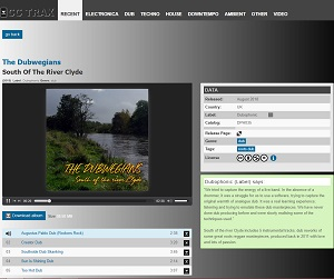 cctrax music website