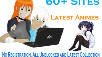free anime online no registration