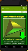 idm android