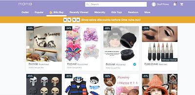 mama wish shopping site