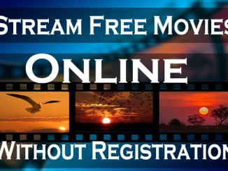 stream free movies online without registration