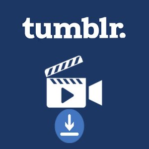 save tumblr videos to device