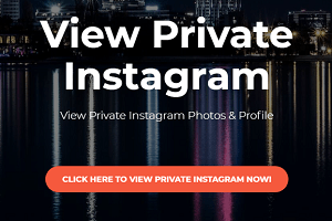 view private instagram profile