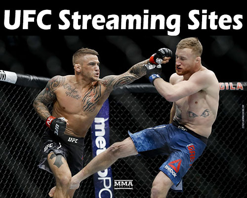 UFC Live Streaming Online Free In 2019 – 21+ Best UFC Streaming Sites