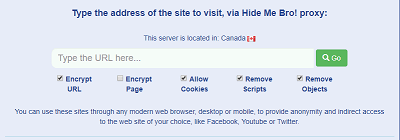 hidemebro proxy site