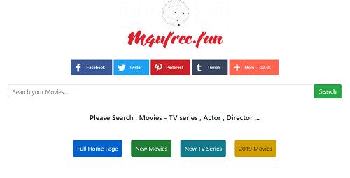m4ufree unblocked movies website