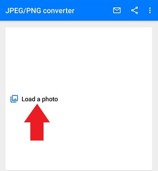 jpg to png in android