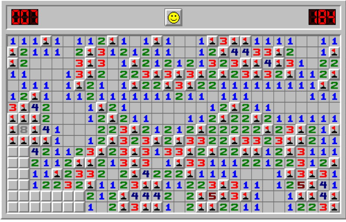 minesweeper unblocked online