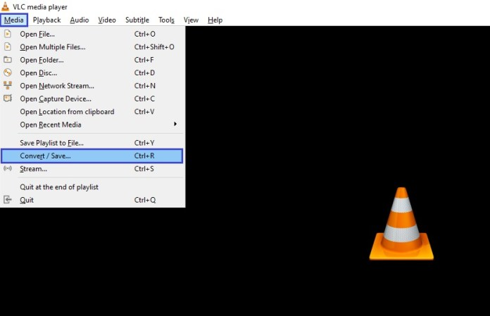 add subtitle to movie using vlc permanently