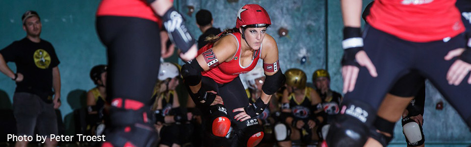 Roller Derby & water based fitness