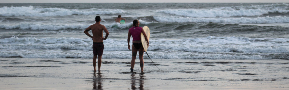 BALI ADVENTURE – DAY 6: Surfing in Medwei