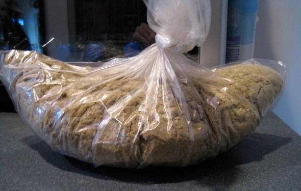 one pound of kief keef