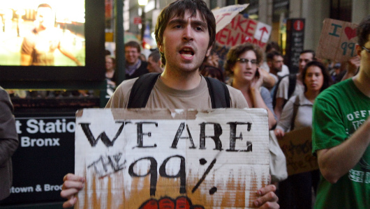 occupy_wall_street we are the 99%