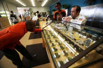 Harborside Medical Marijuana Dispensary Fights the Feds To Remain Open