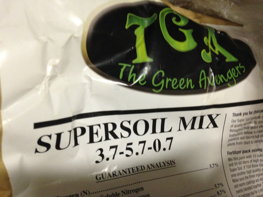 Subcools super soil