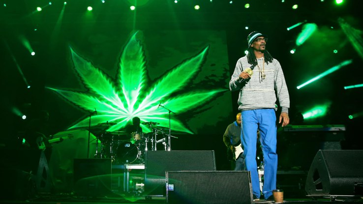 Snoop Dogg marijuana investment fund