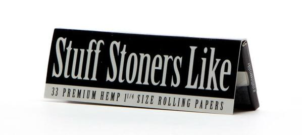 stuff stoners like rolling papers