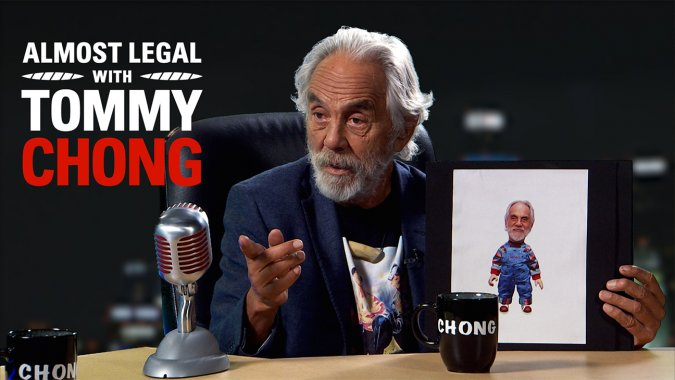 tommy chong tv show