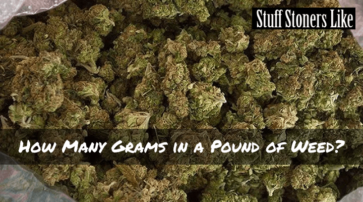 pound of weed