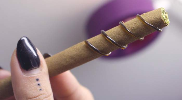 how to dab without a rig