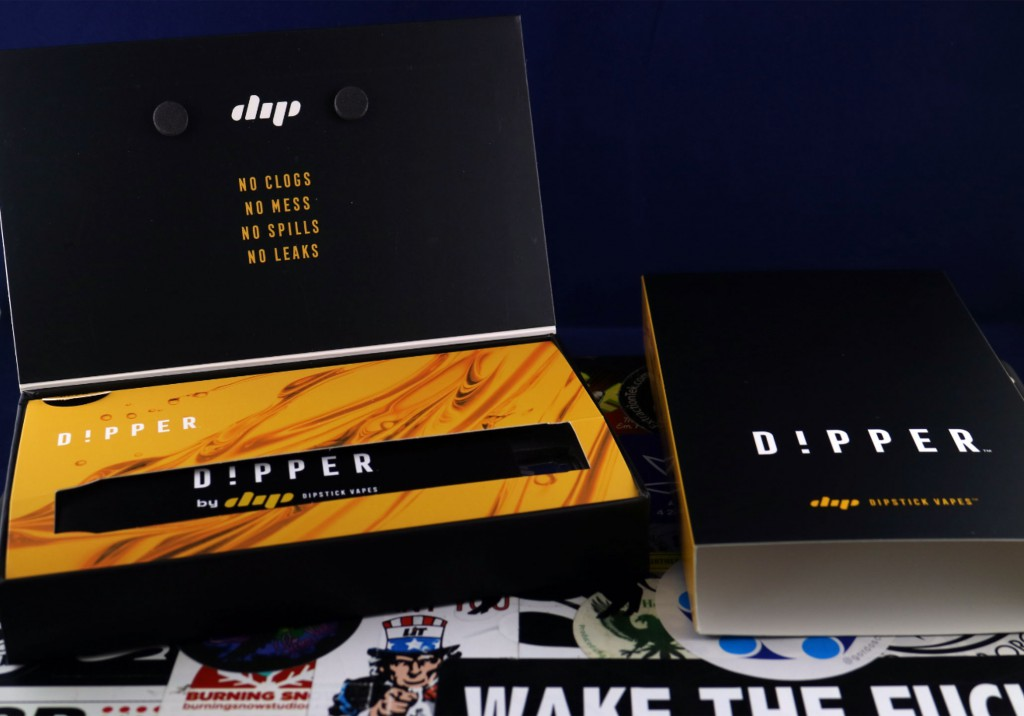 The Dipper by Dipstick Vaporizers