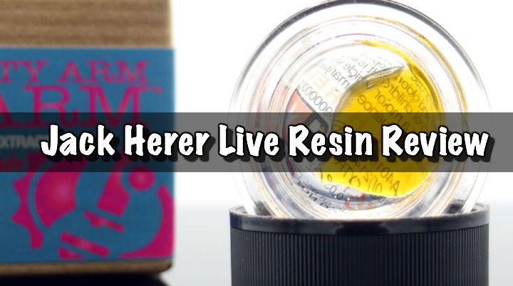 Jack Herer Live Resin Review
