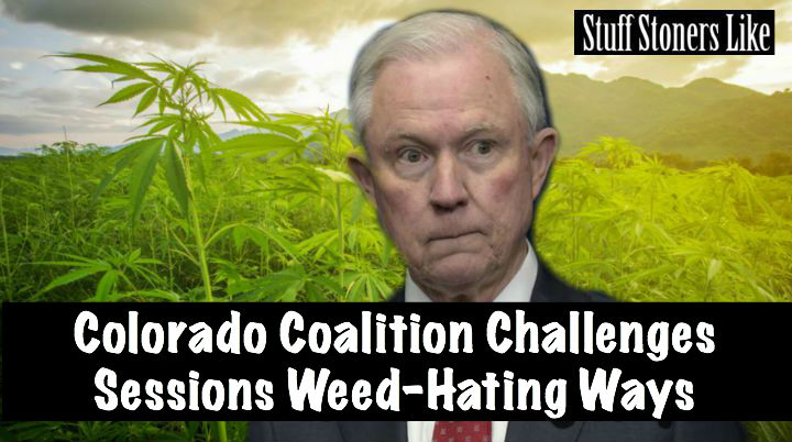 Colorado Coalition Challenges Sessins
