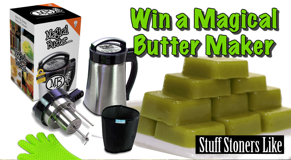 Magical Butter Maker Giveaway