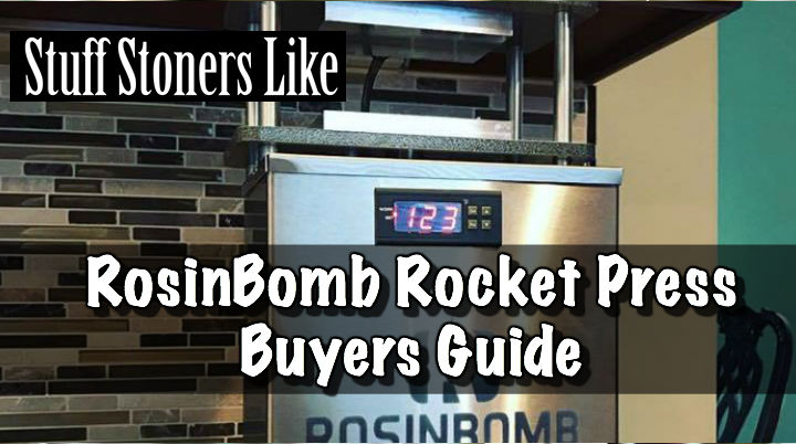 RosinBomb Rocket Press