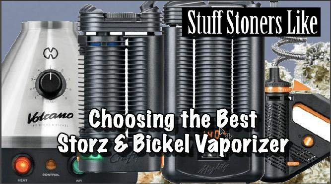 Best Storz & Bickel Vaporizer