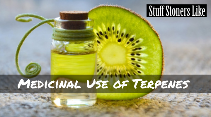 Medicinal Use of Terpenes