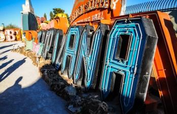 Neon Museum - Las Vegas NV - Jan 14_-19