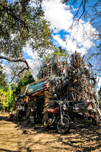 Cathedral of Junk - Austin TX-5