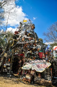 Cathedral of Junk - Austin TX