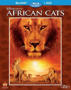 African Cats Bluray And DVD
