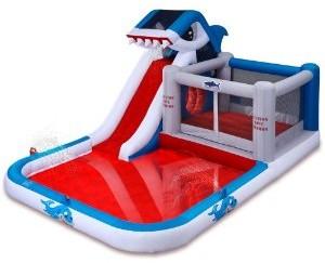 Shark Water Park Bouncer
