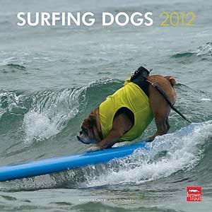 2012 Surfing Dogs Calendar