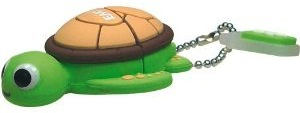 Sea turtle USB flash drive
