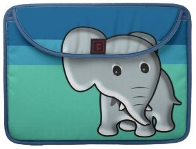 Elephant laptop bag for the Apple Macbook pro