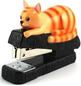 Cute Cat stapler