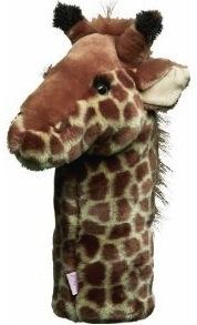 Giraffe Golf Clube Head cover