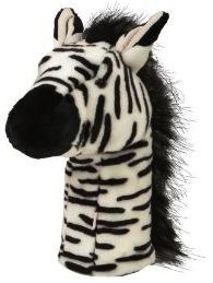 Zebra Golf Club headcover