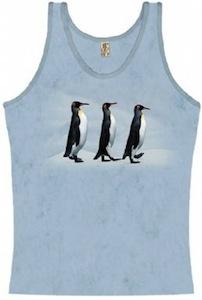 Penguin Abbey Road Tank Top