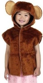 Monkey Kids Costume