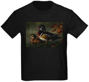 Duck kids t-shirt